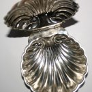 Antique Silver Oyster Dish Numbered 31 EPNS
