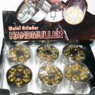 Herb Grinder Handmuller Six Shot Gun Barrel Very High Quality