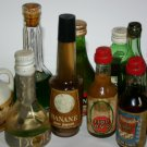 Collection Of Rare Vintage Alcohol Miniatures Bottles
