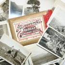Antique Collection Of 1932 Photographs Aviemore Scotland