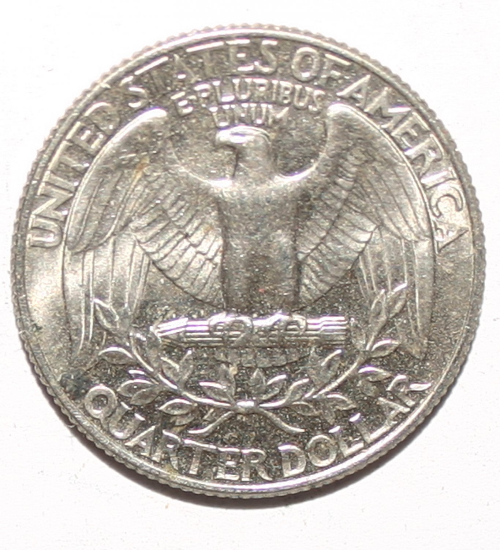 USA Liberty Quarter Dollar 1987 Coin Collectors Edition