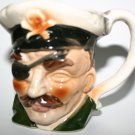 Pirate Ship Captain Toby Character Mug Limited Edition