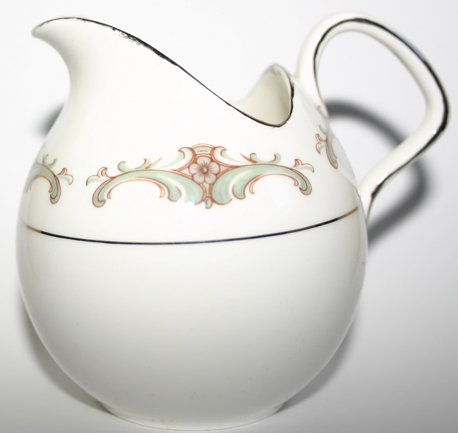 Foley Bone China Porcelain Angelique Design Vintage Collectors Milk Jug Creamer