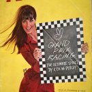 Playboy Adult Magazine For Men May 1967 Vintage Collectors Paperback Book