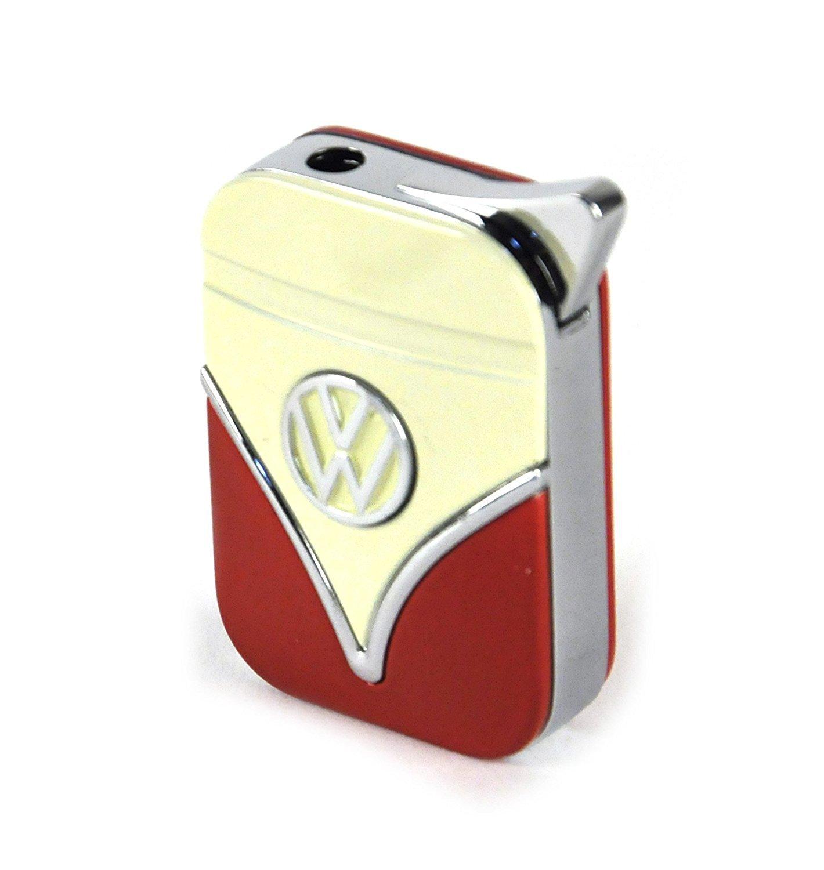 Genuine Volkswagen lighter in the front shield design VW Gas Refillable Cigar Cigarette Lighter