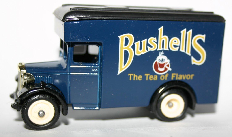 Lledo Days Gone Bushells The Tea Of Flavor DB15 1953 Dennis Delivery Van Model