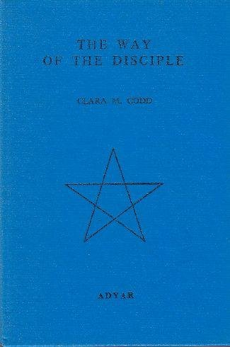 The Way of the Disciple by Codd, Clara M.