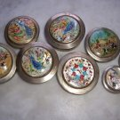AMAZING ANTIQUE PERSIAN SNUFF BOX COLLECTION~ ESTATE SALE~ FAST SALE!  50% OFF
