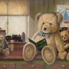 Bear Stories Cross Stitch Pattern