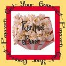 Gourmet Popcorn Recipes Cookbook Ebook