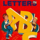 VINTAGE KIDS Book Join In With Us Letters ABC An Action Alphabet