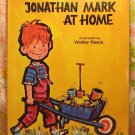 Jonathan Mark at Home - Jacqueline Sibley - Walter Rieck - 1970 - Vintage Book
