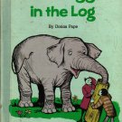 Mr. Mogg in the Log - Donna Pape - Mimi Korach - 1972 - Vintage Kids Book