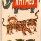 Counting Rhymes - Art Seiden - 1959 - Vintage Kids Book