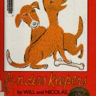Finders Keepers - Will Lipkind and Nicolas Mordvinoff - 1979 - Vintage Kids Book