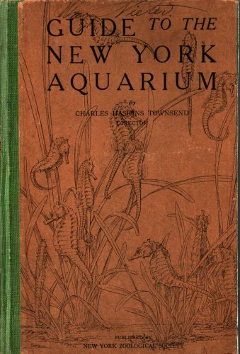 Guide to the New York Aquarium - Charles Haskins Townsend - 1929 - Vintage Science Book