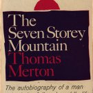 The Seven Storey Mountain - Thomas Merton - 1963 - Vintage Religious Book