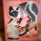 Cats in May - Doreen Tovey - Maurice Wilson - 1959 - Vintage Book