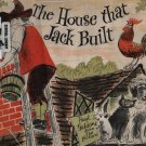 The House That Jack Built - Paul Galdone - 1961 - Vintage Kids Book
