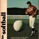 Inside Softball - Loren Walsh - Photographic Illustrations - 1977 - Vintage Sports Book