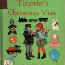 Timothy's Christmas Visit Read For Fun - Ann Mari Falk - Ilon Wikland (1964) Vintage Kids Book