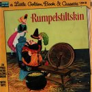 Rumpelstiltskin Little Golden Book Brothers Grimm - William Ducan (1962) Vintage Kids