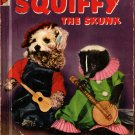 Squiffy the Skunk a Rand McNally Elf Book - George Neff & Grace Neff Brett (1953) Vintage Kids Book