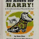 No Roses For Harry - Gene Zion - Margaret Bloy Graham - 1996 - Vintage Kids Book