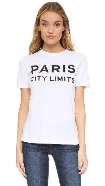 Paris City Limits T-shirts