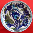Ceramic plate old and original 19 century