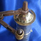 Coffee  Grinder copper ottoman 18 century piece Armenian work