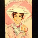 VINTAGE MARY POPPINS WALT DISNEY'S PAPER DOLLS  Uncut Whitman 1963