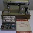 Signature sewing machine