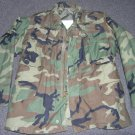 M65 Field Jacket / Army Coat w/liner ~ Woodland Camo