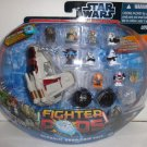 Star Wars Fighter Pods: Republic Drop Ship pack/Brand new unopened