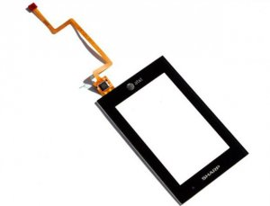 US OEM Original Sharp FX STX-2 Digitizer Lens Panel Touch Screen Front Housing