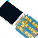 OEM Samsung M540 Rant LCD Display screen & Keypad mic
