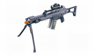 double eagle spring rifle M41K2 Airsoft W/laser, Bipod