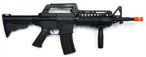 MR733 - Spring M16 M4a1 Airsoft Mr733 Rifle