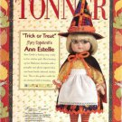 Tonner M Engelbreit Ann Estelle Halloween Trick or Treat Witch Costume Doll Ad