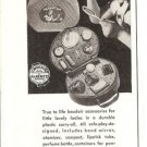 50s Vintage Transogram (Charles Raizen) Toys&Games Ad for Lady Lovely Beauty Kit