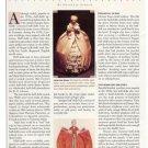 2001 Article/Info on Half-Dolls (Pincushion Dolls)