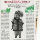 Interesting Photo Article on German Bisque-Head Dolls
