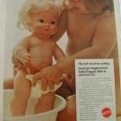 Mattel Baby Tender Love Doll/Dr Suess Ad Page~So Cute