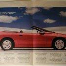 1994 Chevrolet Chevy Camaro Convertible Ad