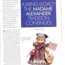 1993 Article/Info: A Living Legacy,The Madame Alexander Tradition Continues
