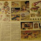 1984 Hasbro Charmkins Jewelry House Etc Toys Ad Page