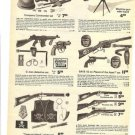1975 Toy Guns Ad~Daisy Pirate Blunderbus Etc Rifle, POA