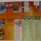 1972 Disney Theatre View-Master Stereo Viewers/Access List of Reels Catalog Ad