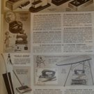 1960s Vintage Kayanee,Jr Miss Nechi Etc Toy Sewing Machines Etc Ad Page~1960's